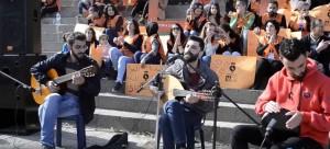 """حملة """"تاء مربوطة؛ موسيقى ع الطريق.. حياة خالية من العنف"""" – سوريا"""