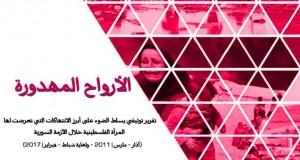 """مجموعة العمل من أجل فلسطينيي سورية في تقريرها الحقوقي """"الأرواح المهدورة"""""""