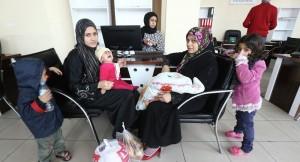 الأزمة وتأثيرها على المرأة السورية/ أ ف ب