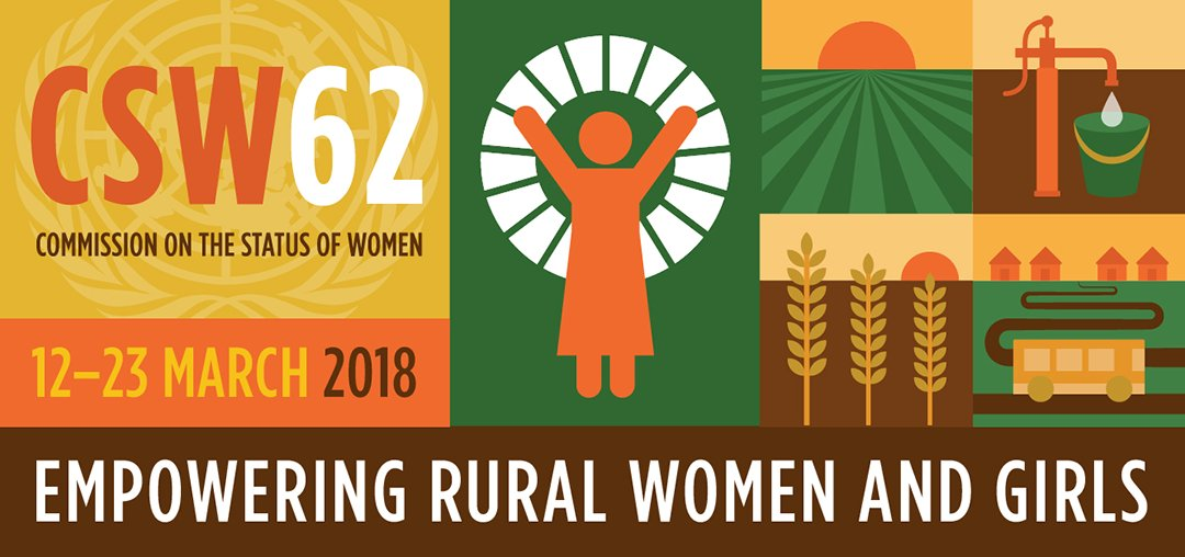 الدورة الثانية والستين للجنة وضع المرأة/ الأمم المتحدة