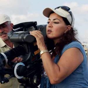 المخرجة والفنانة السورية واحة الراهب
