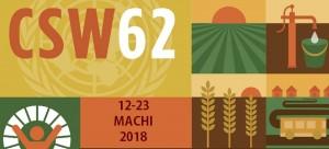 الدورة الثانية والستين للجنة الأمم المتحدة المعنية بوضع المرأة