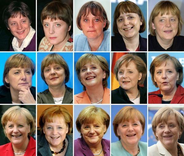 محطات في حياة الألمانية أنجيلا ميركل