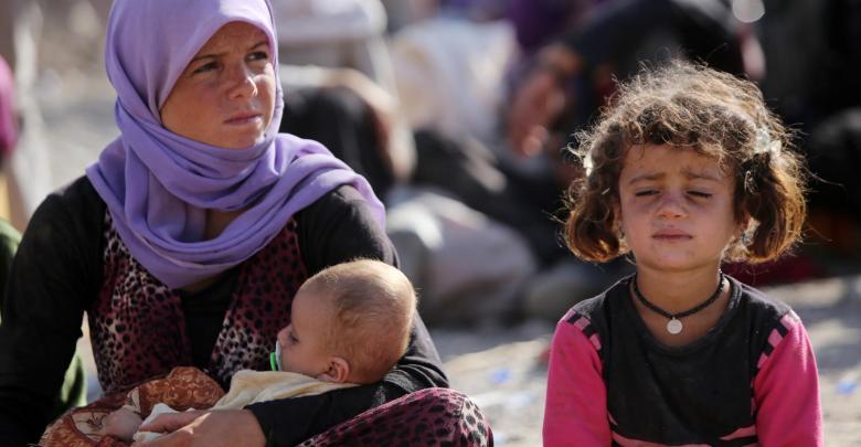 المرأة السورية في عيد الأم