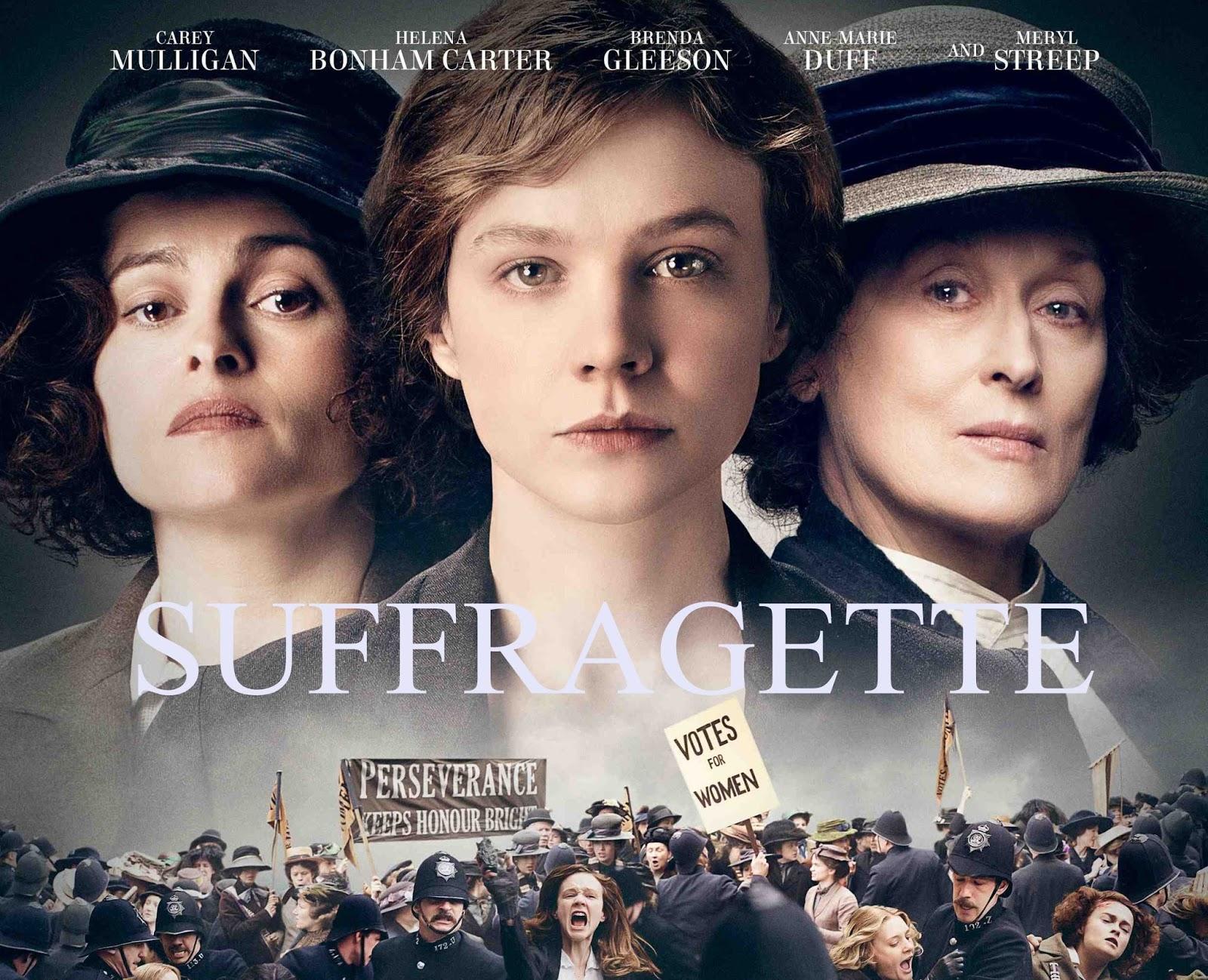 السفرجيت Suffragette