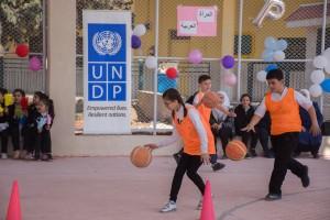 أحد المشاريع في حلب/ UNDP
