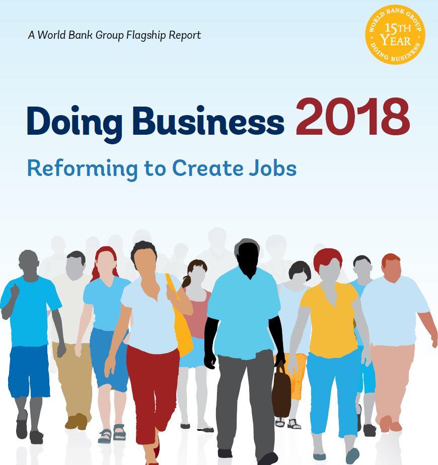 تقرير أنشطة الأعمال 2018