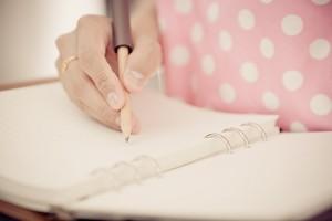 كتابة المرأة