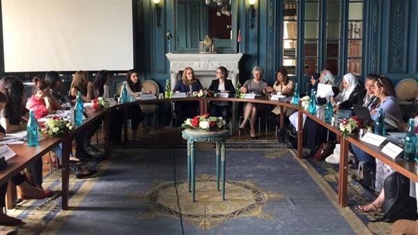 """""""المرأة والوساطة في عملية الأمن والسلام"""" مؤتمر بالمعهد السويدي بالإسكندرية"""