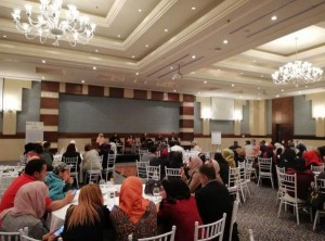 ندوة نقاشية حول مشاركة منظمات المجتمع المدني بالاستجابة للأزمة السورية