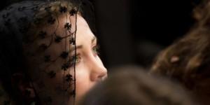 سيّدةٌ في مراسم حِداد/ Jeffrey Bruno-Aleteia