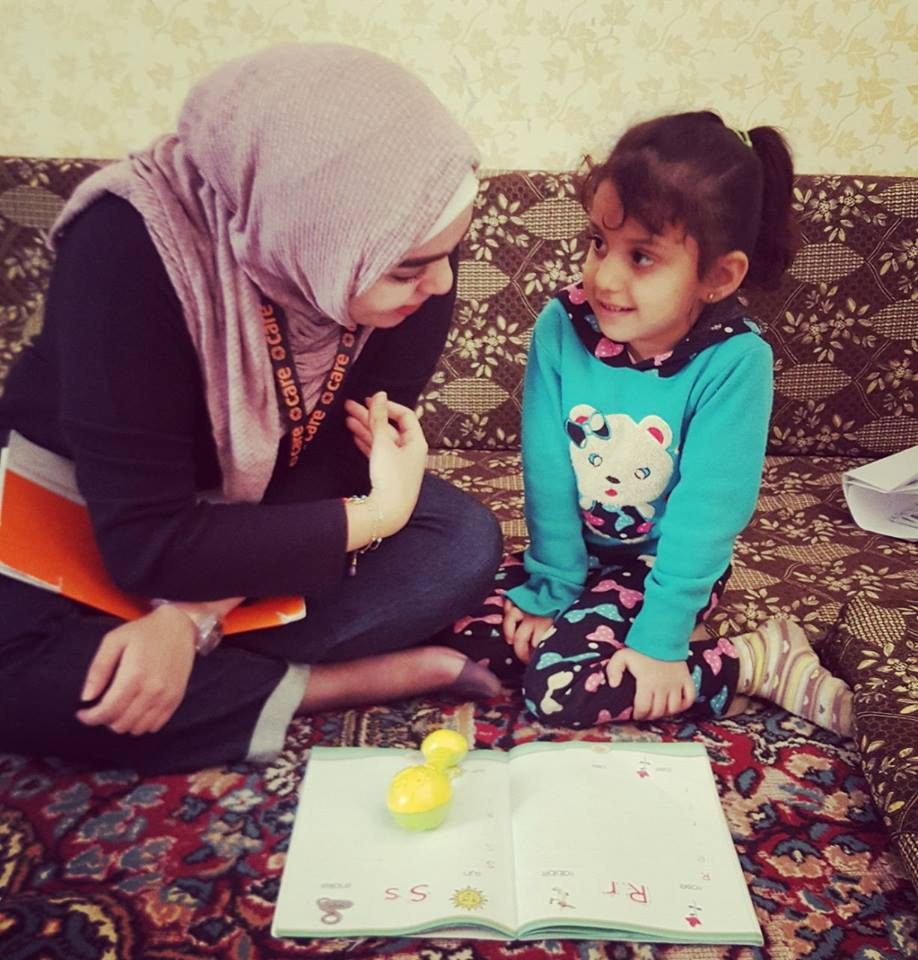 مشاريع منظمة كير العالمية في الأردن