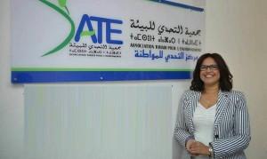 بشرى عبدو مديرة مركز التحدّي للمواطنة