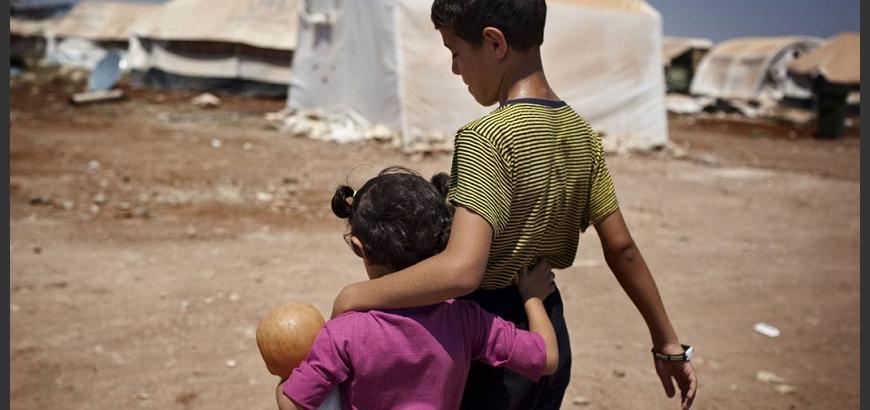 6 من بين كل 10 أطفال من اللاجئين السوريين يعانون مرضاً نفسياً