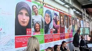 الاجتماع بمركز التنمية الأوروبية ببروكسل