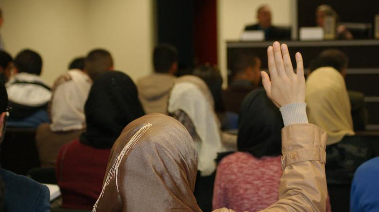 وضع المرأة الفلسطينية بين القانون الجنائي & الدستور/ انترنت