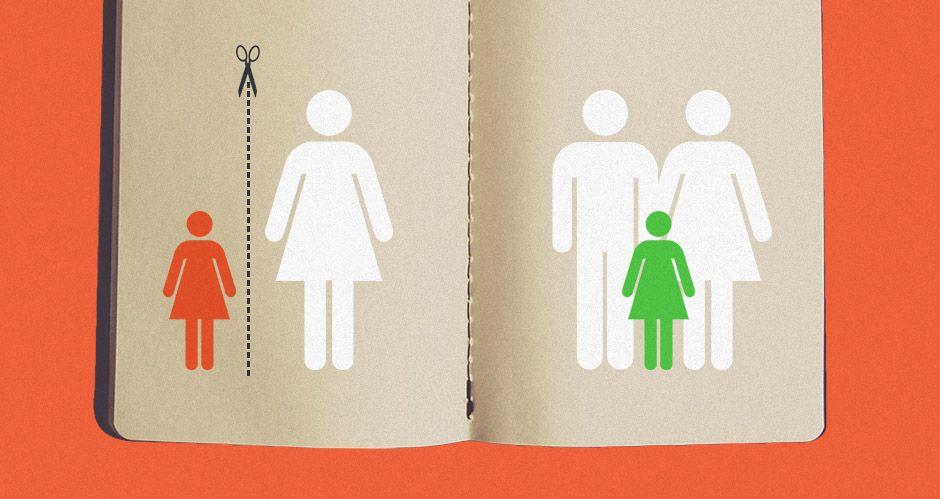 الأمهات العازبات