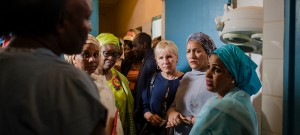 ائبة الأمين العام، ووزيرة خارجية السويد، والمبعوثة الخاصة للاتحاد الأفريقي المعنية بالنساء والسلم والأمن/ أخبار الأمم المتحدة