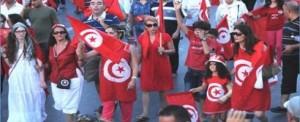 نضال المرأة التونسية