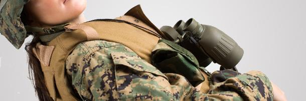 المرأة في الخدمة العسكرية