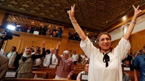 التونسية سعاد عبد الرحيم