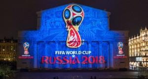 كأس العالم لكرة القدم - روسيا 2018
