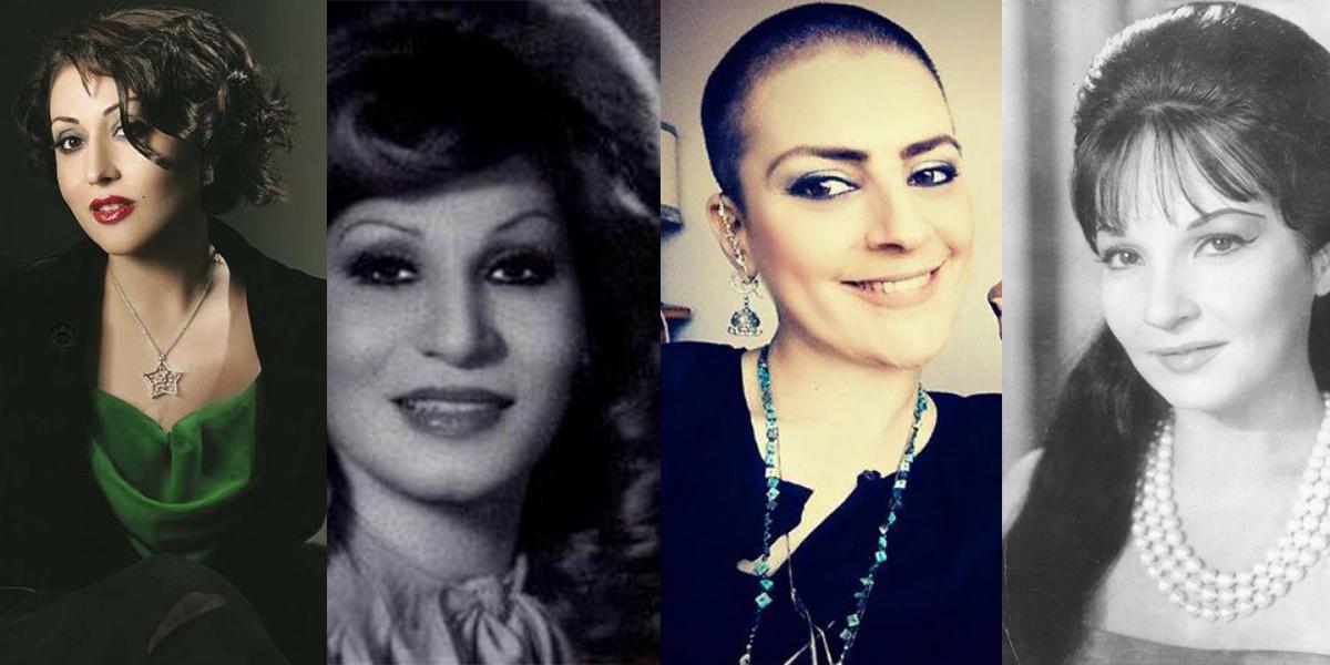 فنانات و إعلاميات عربيات حاربن سرطان الثدي