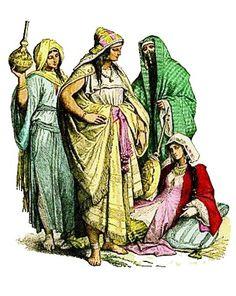 Pre-Islam-Arab-Women/ انترنت