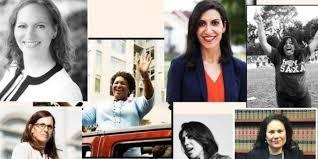 نساء في الانتخابات النصفية الأمريكية