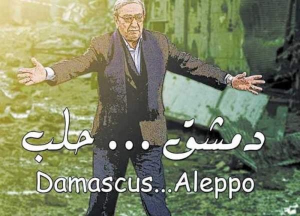 """فيلم """"دمشق_ حلب"""""""