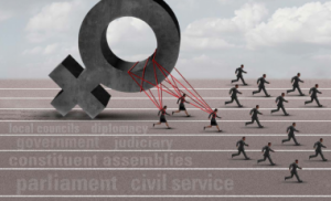 العنف ضدّ المرأة في السياسة