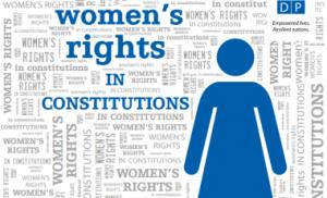 حقّ النساء في المشاركة في صياغة الدستور