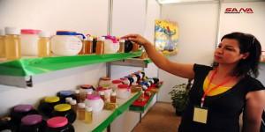 منتجات المرأة الريفية السورية