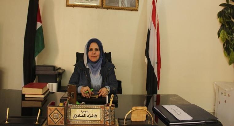 فائزة القادري/ مدير المركز الثقافي العربي بالقامشلي