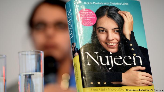 وصفت نوجين رحلتها في كتاب يحمل اسمها نشرته مع كاتبة أخرى