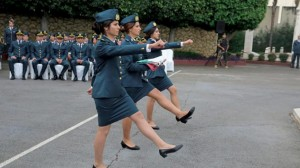 المرأة في الجيش اللبناني