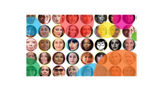 أكثر 100 امرأة تأثيراً وإلهاماً 2018