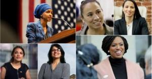 النساء في الانتخابات الأميركية