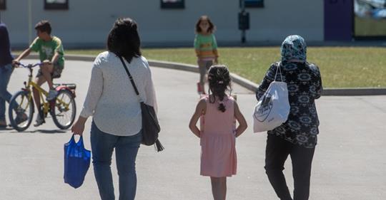 المرأة السورية اللاجئة في ألمانيا