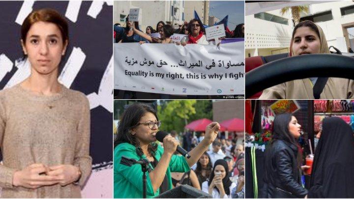انجازات المرأة العربية 2018