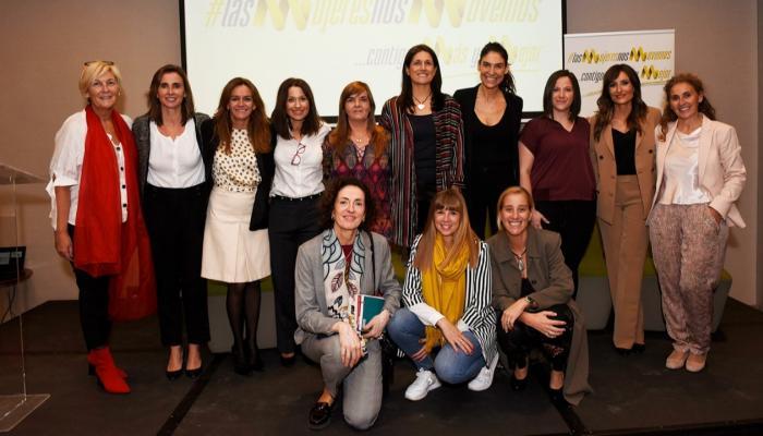 """""""السيدات يتحركن"""".. جمعية إسبانية تهدف لدعم المرأة"""