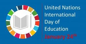 اليوم العالمي للتعليم