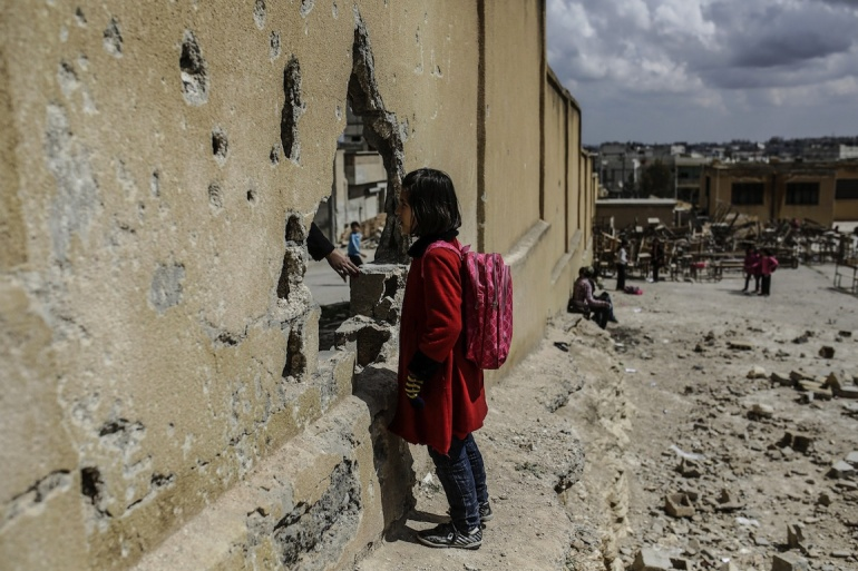 التعليم في سوريا/ انترنت