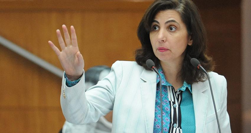 الكويتية رولا دشتي أميناً تنفيذيا لإسكوا