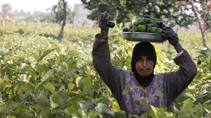 More Syrian women are entering the workforce © AFP