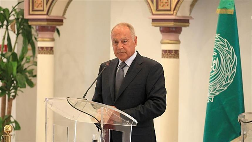 أحمد أبو الغيط/ الأمين العام لجامعة الدول العربية