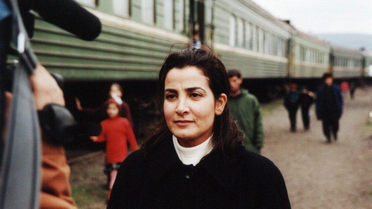 ديانا مقلد، صحفية ومخرجة أفلام وثائقية لبنانية