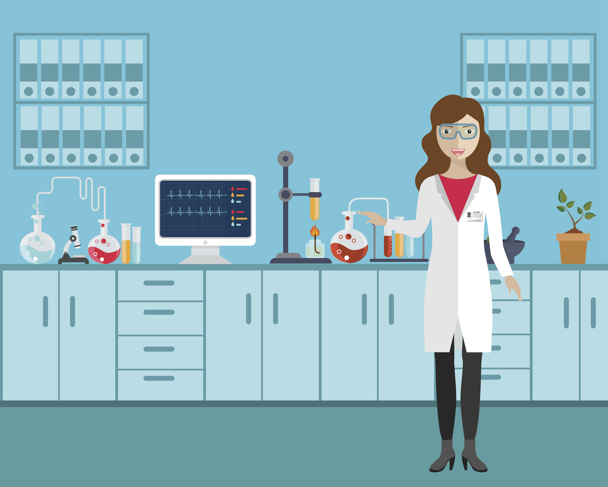 نساء عربيات في اليوم الدولي للمرأة في العلوم