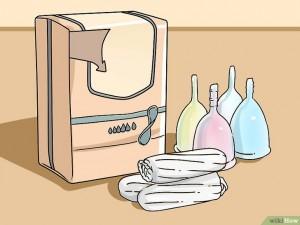 منتجات النظافة النسائية