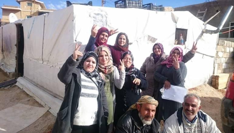 """""""النادي الاجتماعي النسائي"""" في عرسال/ لبنان"""